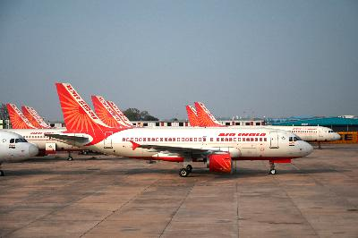 Air India pilots say vaccinate us or we won't fly