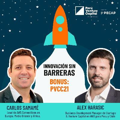 #PVCC21 — Alex Harasic y Carlos Samamé (AWS)
