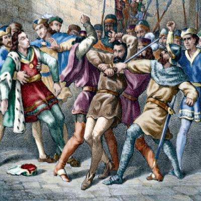 Fernando el Católico: el atentado del palacio Real