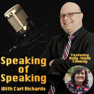 Lending Power To Your Voice, And Voice To Your Power with special guest Holly-Marie Conway