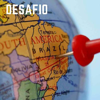 #11: Desafio: 50 coisas pra fazer no Brasil antes de morrer