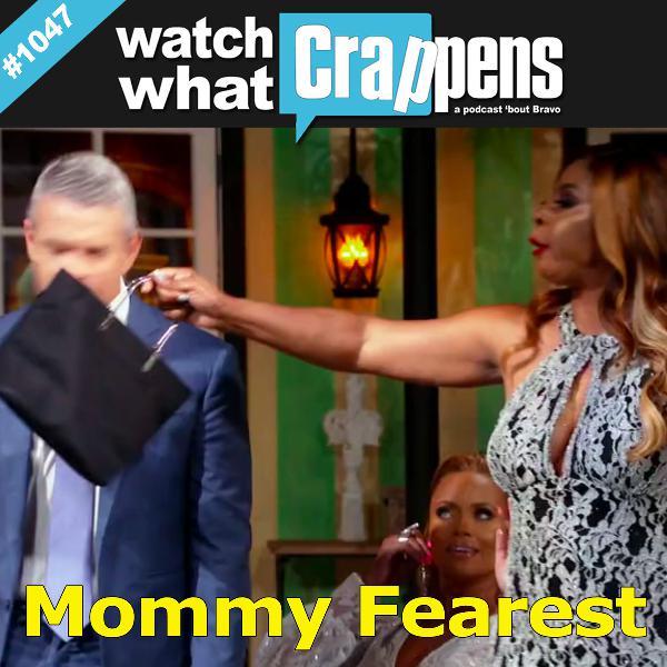 RHOP: Reunion Part One Mommy Fearest