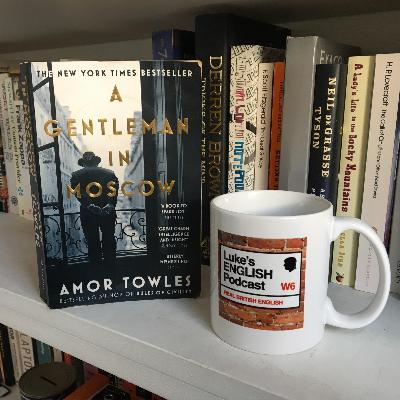 679. Gill's Book Club: A Gentleman In Moscow
