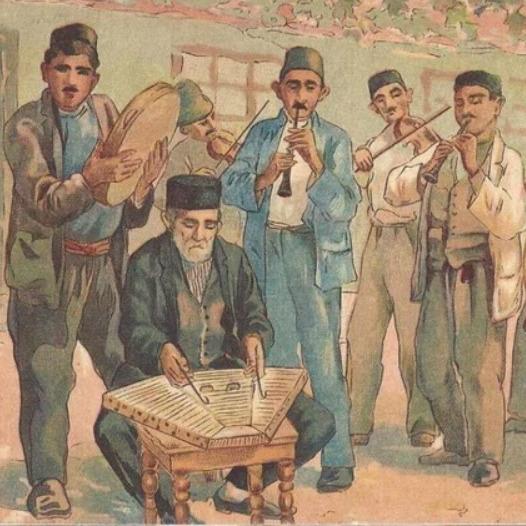 Кримськотатарська музика. Яку музику писали кримські хани