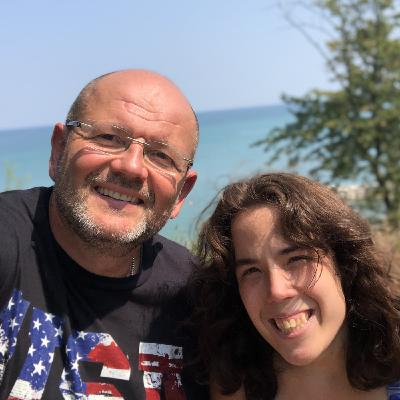 Dad to Dad 123 - From Russia With Love: Alex Lyubelsky Has a Daughter with Autism, ADHD & Cognitive Challenges