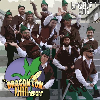 The Dragon Con Khan Report 2019 Episode 1
