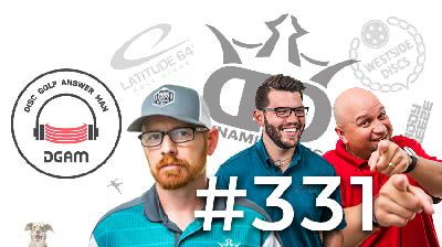 Professional Matchplay, Disc Golf on CBS in the Future, & more on DGAM Ep 331!