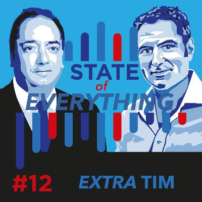 #12 Extra Tim - Asia , The Media and our 100th episode!