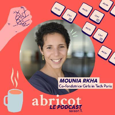Mounia Rkha - VC @ISAI - Startups, #metoo & maternité