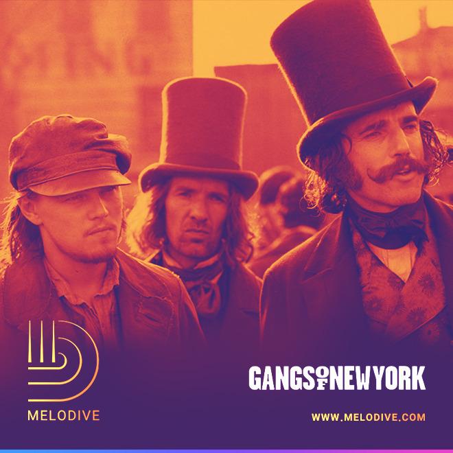 گپ دایو قسمت (59) | بررسی موسیقی فیلم Gangs of New York (دارودستههای نیویورکی)
