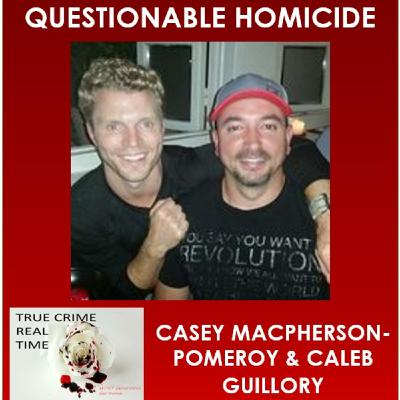 #24 - Death in Paradise - Casey MacPherson-Pomeroy and Caleb Guillory