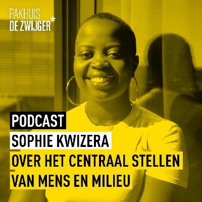 Sophie Kwizera over het centraal stellen van mens en milieu