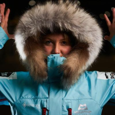 Mollie Hughes: The youngest woman to ski solo to the South Pole