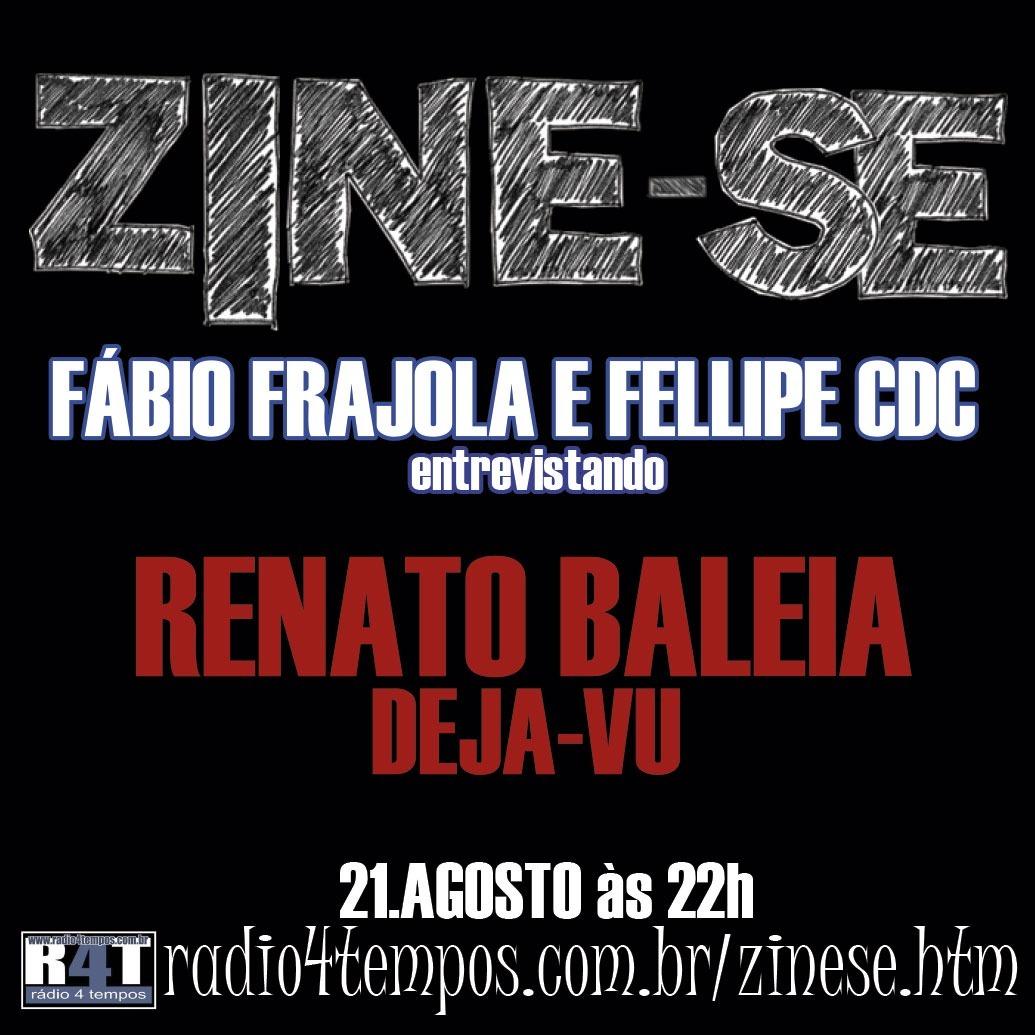 Rádio 4 Tempos - Zine-se 150:Rádio 4 Tempos