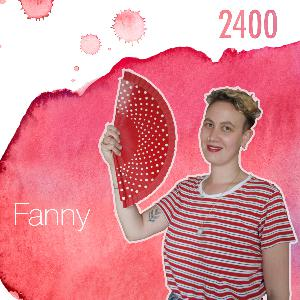 Episode#4 avec Fanny Godebarge, fondatrice de Cyclique & CYC