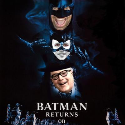 Mike Price BULLDOZES Batman Returns Episode 39