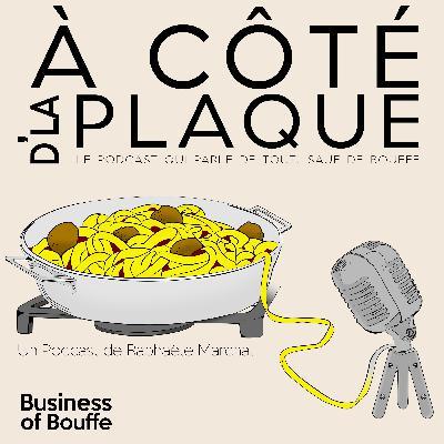 À Côté D'La Plaque #7 | Chloé Charles – Cuisinière et Gourmande Libre |  Cheffe itinérante, rêveuse et romantique, passionnée de grues.