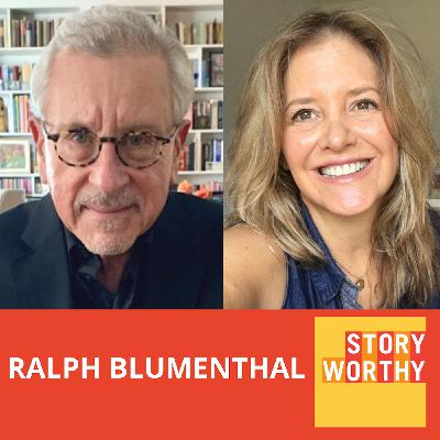 669 - Book Tours and Alien Abductions with Author Ralph Blumenthal