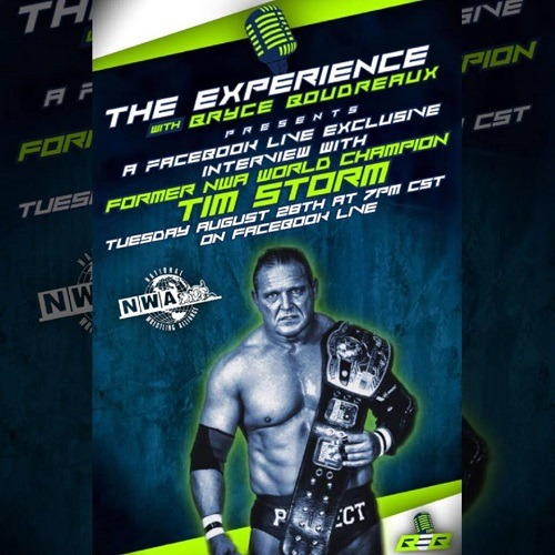 Tim Storm Interview - The Experience W/Bryce Boudreaux