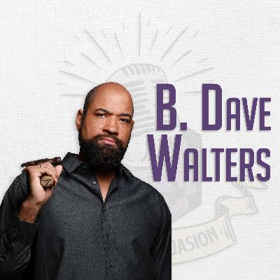 B. Dave Walters is a Non-Stop Creator