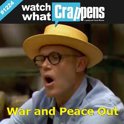 Top Chef: War and Peace Out