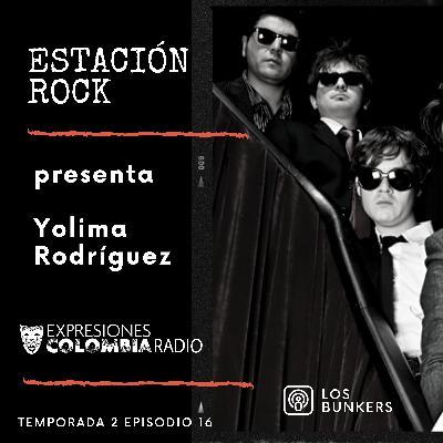 EP 33 ESTACIÓN ROCK - Los Bunkers