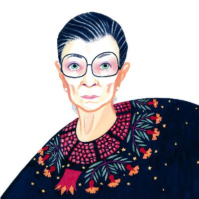 Ruth Bader Ginsburg narrated by Priscilla Chan