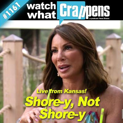 RHONJ: Shore-y, Not Shore-y — Live from Kansas!