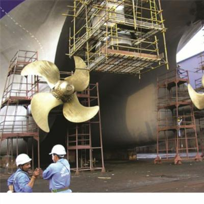 Thordon Bearings offers lifetime guarantee on COMPAC water lubricated propeller shaft bearings