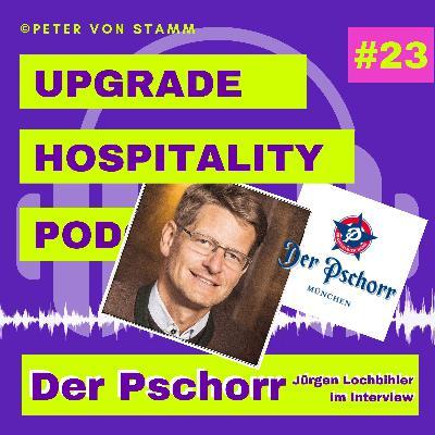 #23: Jürgen Lochbihler von Der Pschorr im Interview