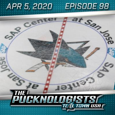 The Pucknologists 98 - End Of The NHL Season, Top 10 Rankings, Approaching Zero Barrier