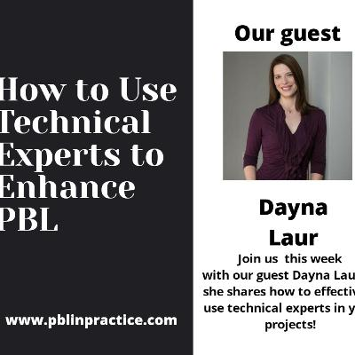 How to Successfully Use Technical Experts in your Projects