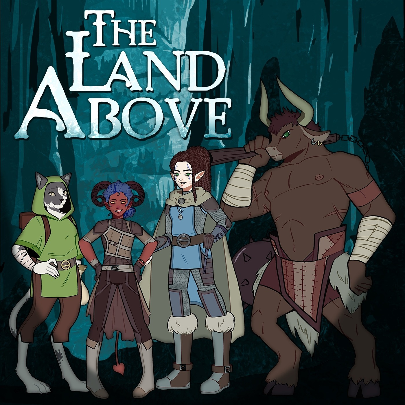 The Land Above Podcast