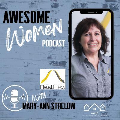 Mary-Ann Strelow – Business Owner, FleetCrew