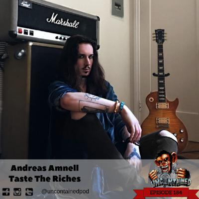 Episode 184: Andreas Amnell - Taste The Riches