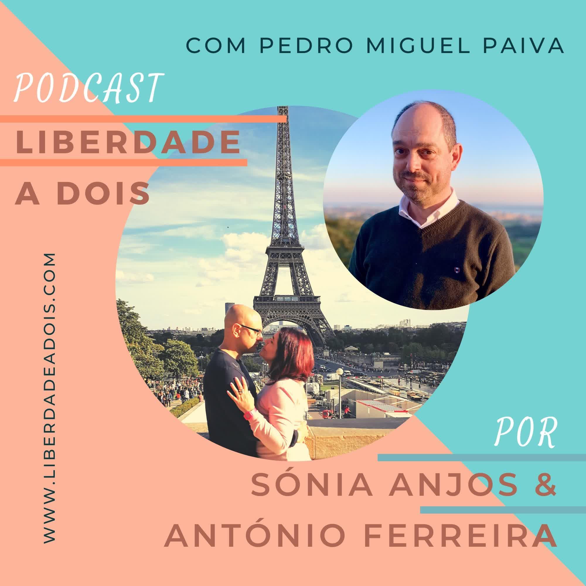 #33 - Pedro Miguel Paiva, Fundador e Director da SIGMA 3 - Parte 1