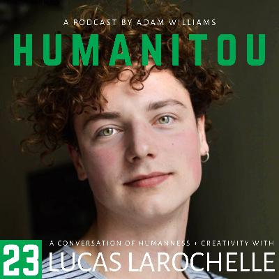 23: Lucas LaRochelle, designer and founder of Queering the Map, on the magic of archiving queer experience, and anonymity, love and truth, data privacy and A.I.