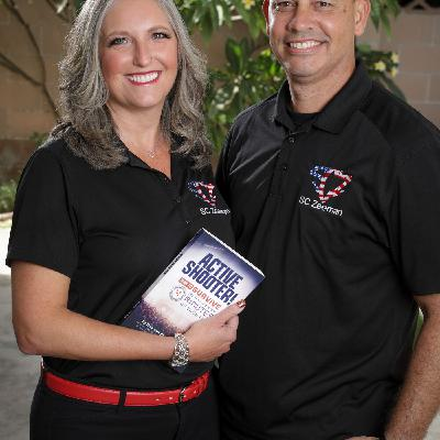 #41 Survivors of the mass shooting in Las Vegas, Troy and Shannon Zeeman share their harrowing story and how it inspired their business venture.