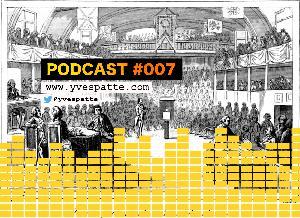 """Podcast #007 : L'intérêt actuel du texte """"Sur la Constitution"""" de Robespierre"""