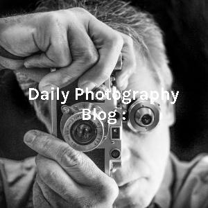 Daily Photography Blog - 01.08.20 - Do the Work, Do the Work!