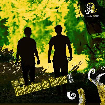 3 Historias De Terror Vol. 51 (Relatos De Horror)