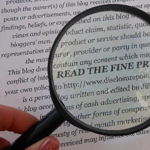 The Fine Print: Are we giving up our rights and devaluing our content?