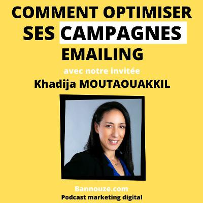 #43 : CRM > Comment optimiser ses campagnes Emailing