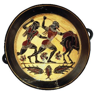 La dura vida de los ilotas, los esclavos de Esparta