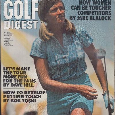 Jane Blalock A True Champion
