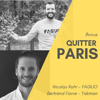 #14 Bonus - Quitter Paris