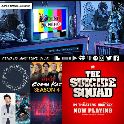 SNN: THE only Suicide Squad