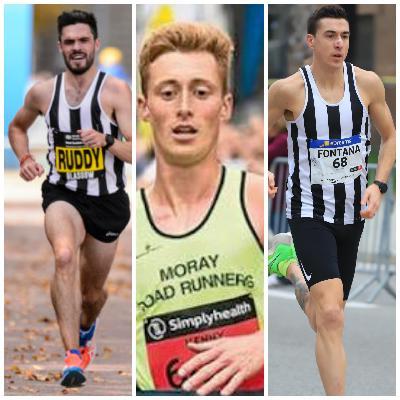 Coffee & Marathon Chat - With Craig Ruddy & Kenny Wilson