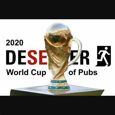 2020 Deserter World Cup Of Pubs