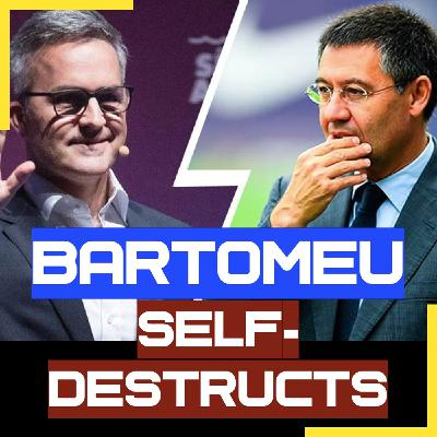 Bartomeu's board self-destructs, Laporta and Víctor Font ready to challenge